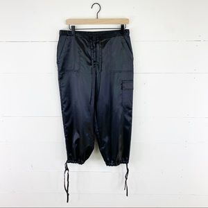 Nordstrom S & D Cropped Cargo Pants NWT Size 8